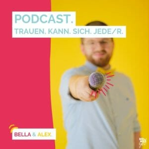 Podcast mobil | Mr & Mrs Yes | Trauen kann sich jede/r.