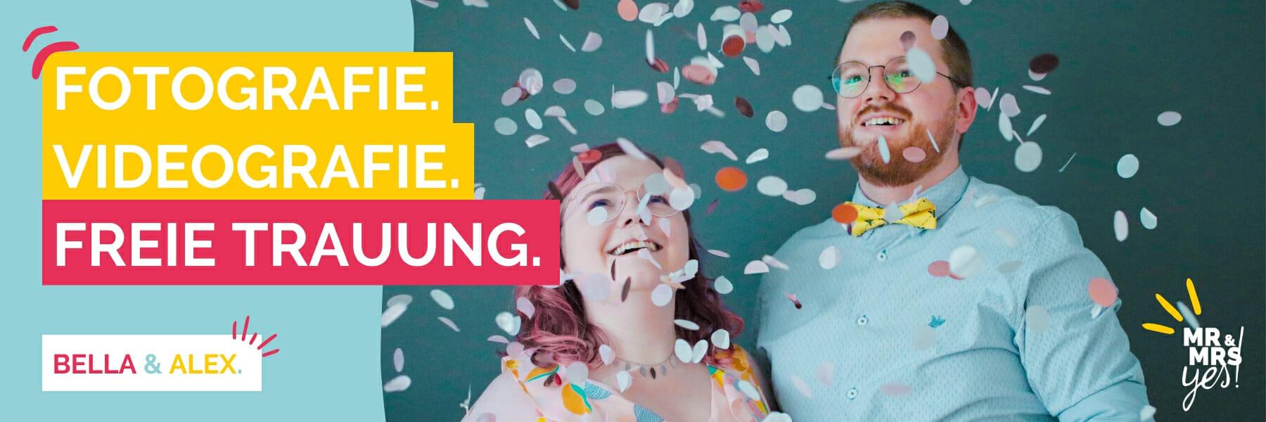 Startseite | Mr & Mr Yes | Freie Trauungen | Hochzeitsfotografie + Hochzeitsvideografie