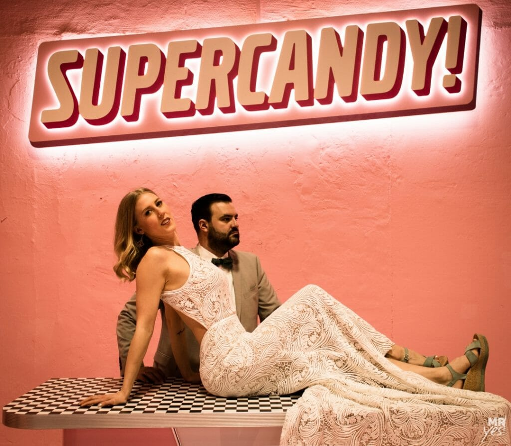 After Wedding Shooting im Supercandy-Museum Köln | Blog | Mr & Mrs Yes